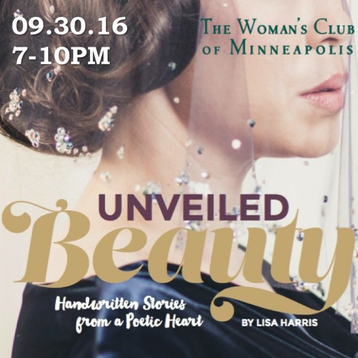 Unveiled Beauty: Book Launch Event Party